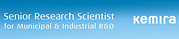 Kemira - Senior Research Scientist for Municipal & Industrial R&D